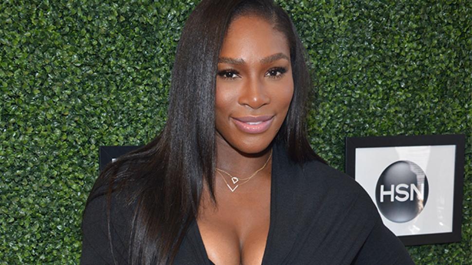 Serena williams sets her sights drake