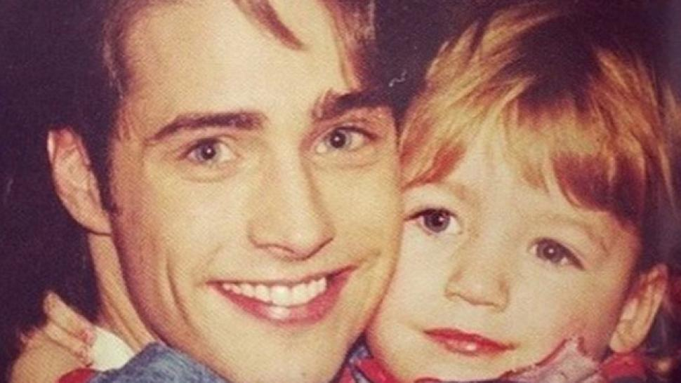Blake Lively Posts Adorable Childhood Photo With Jason Priestley Entertainment Tonight He appeared as justin summers in the popular tv drama 'mancuso, f.b.i.'. blake lively posts adorable childhood