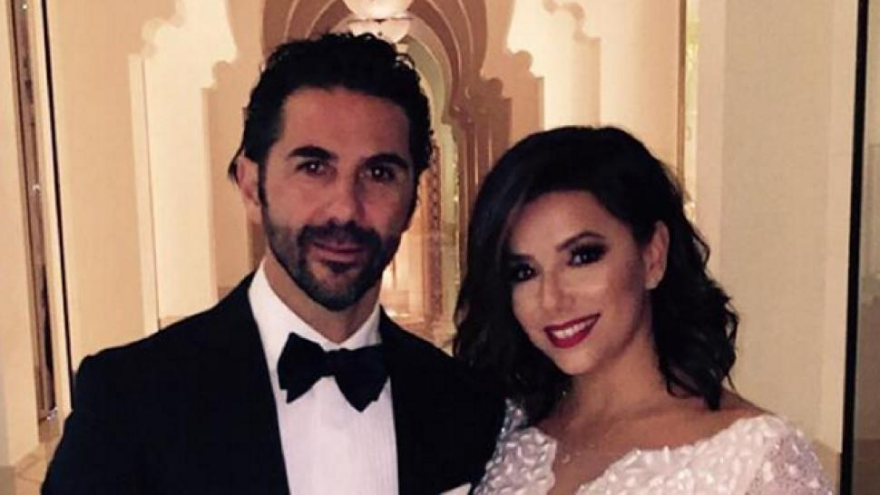 Victoria Beckham Felicity Huffman And More Attend Eva Longoria S Star Studded Wedding