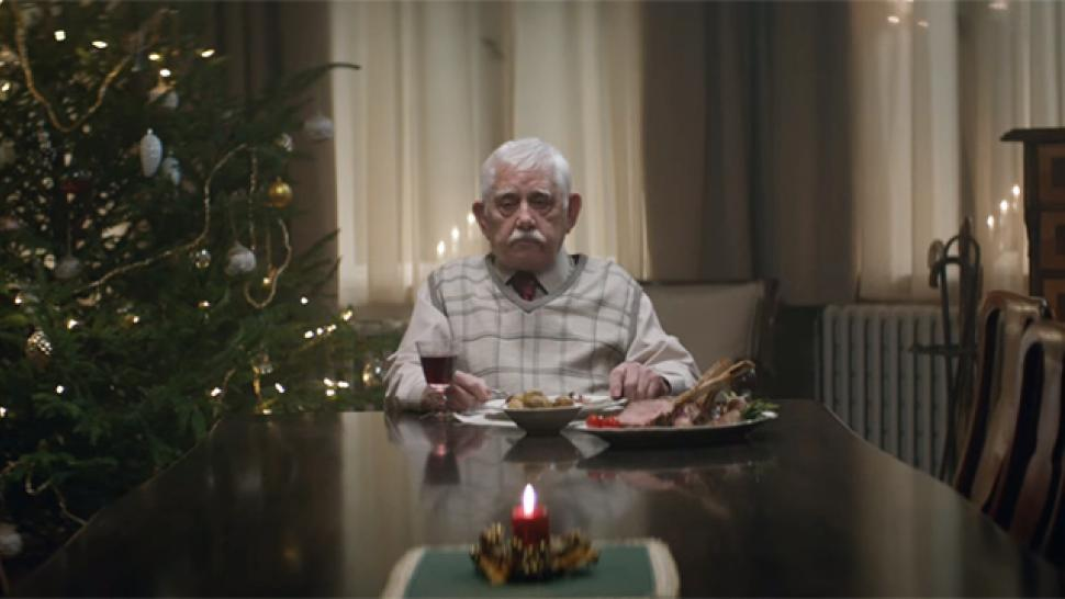 is this the most depressing christmas commercial ever - Hallmark Christmas Commercial