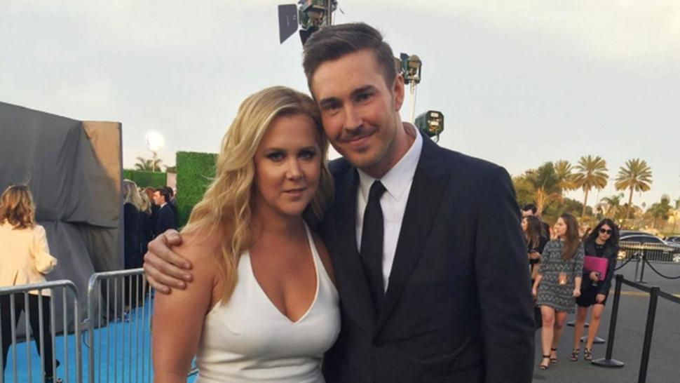 Amy Schumer and her former boyfriend broke up in 2017