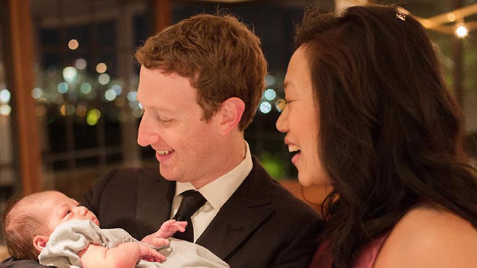 Mark Zuckerberg Shares Daughter's Chinese Name Ahead of