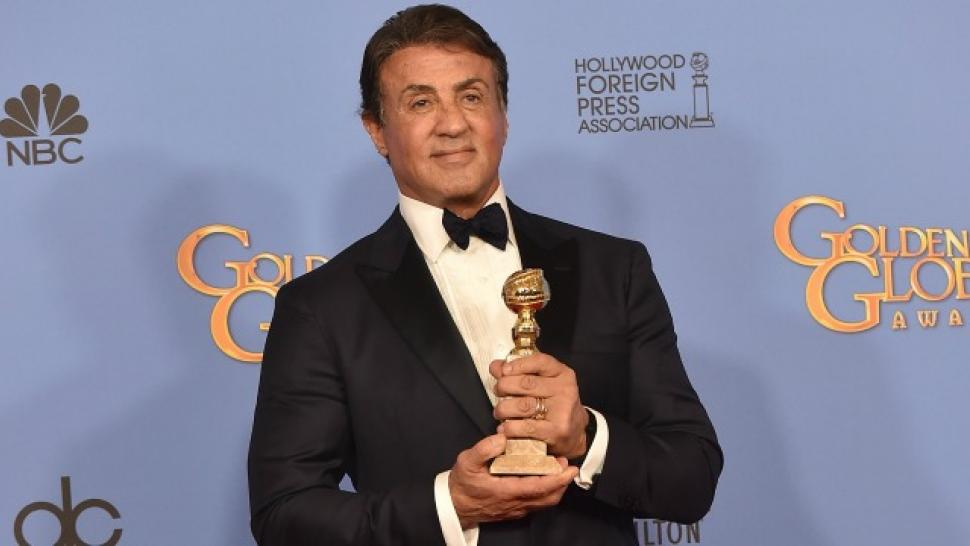 Sylvester Stallone Wins at Critics' Choice Awards -- Is An ...