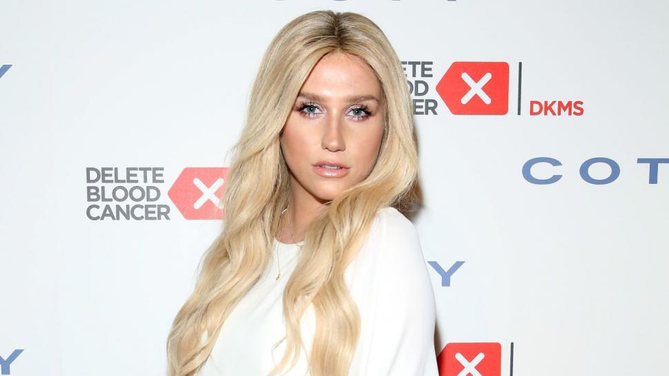 Kesha had sex with a ghost
