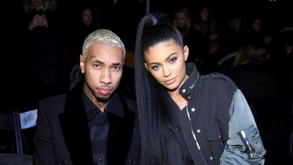 Kylie Jenner Pays Tribute To Tyga S Bodyguard After He Was