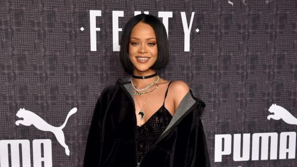 Rihanna Debuts Fenty x Puma Collection at NYFW f091fad8e