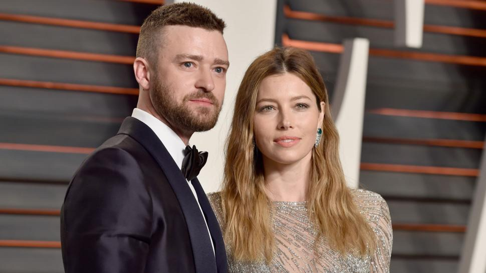 b7cb0490002 Justin Timberlake Reveals Wife Jessica Biel Broke the News to Him About  Oscar Nomination