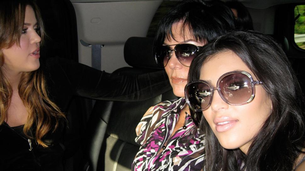Kim Kardashian Shares Pics Of Khloe Going To Jail For Throwback