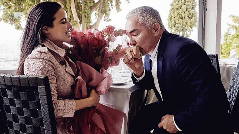Cesar Millan Engaged To Jahira Dar Read His Romantic