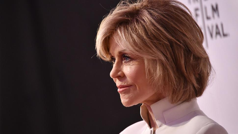 Why Jane Fonda Went To Therapy After Filming Grace
