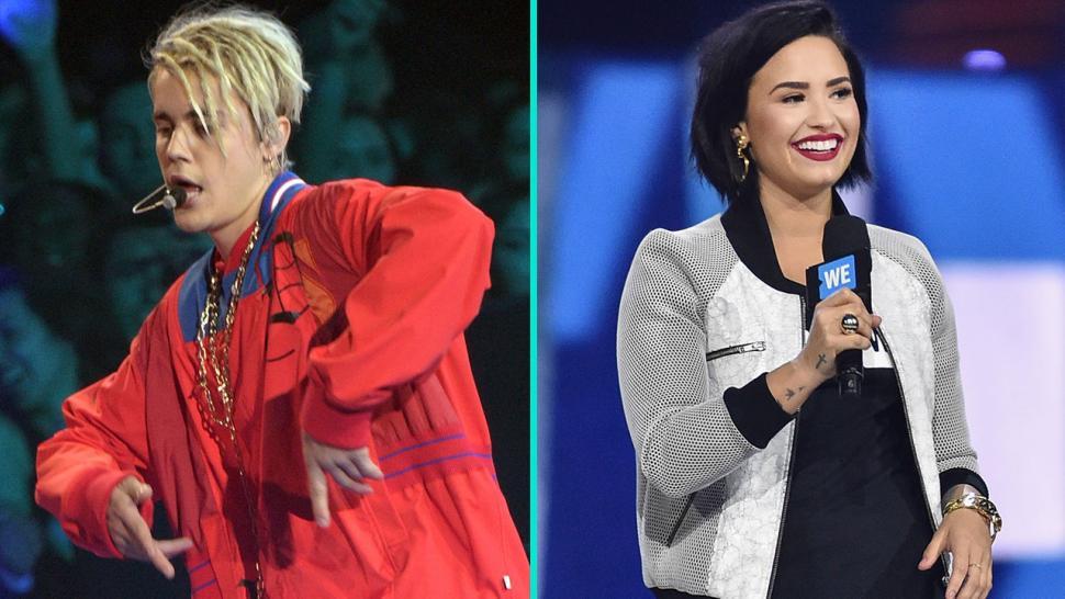 Justin Bieber And Demi Lovato Hookup 2018