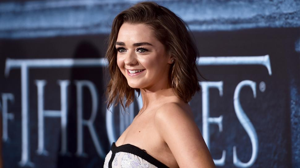 That Maisie williams thrones