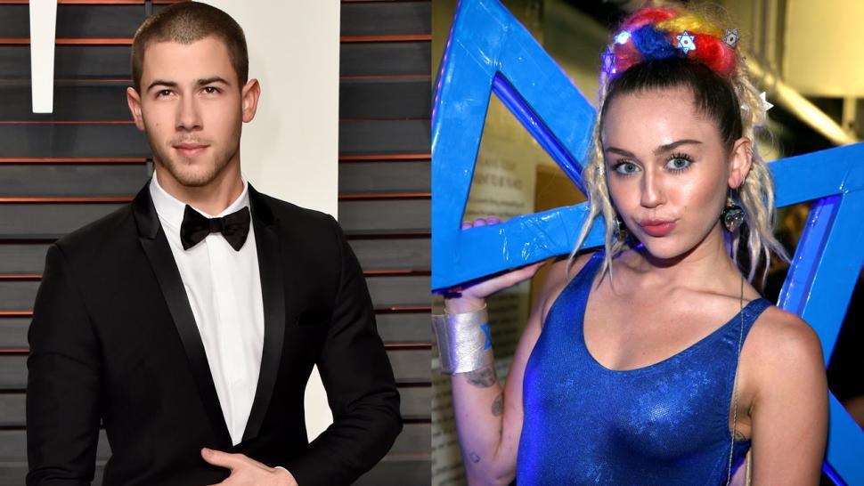 Miley cyrus and nick jonas having sex — 15
