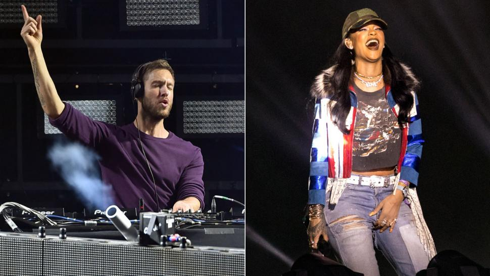 Rihanna and Calvin Harris Release 'This Is What You Came For