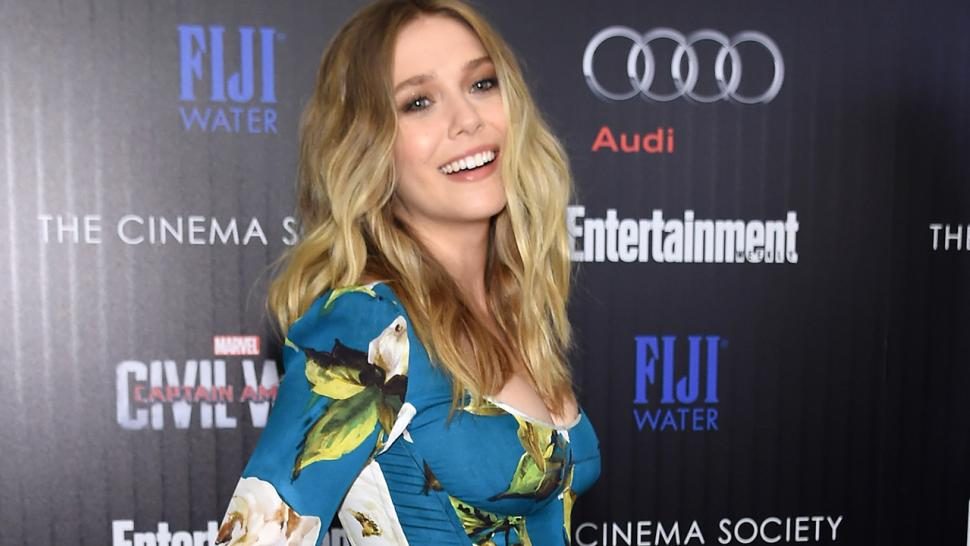 Elizabeth Olsen Reveals Red Carpet Gowns Make Her Feel