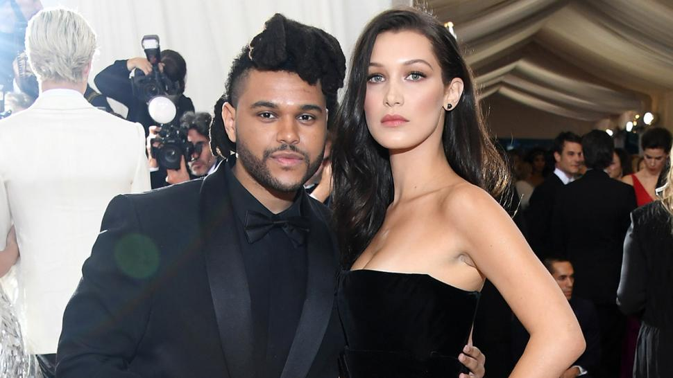 Image result for the weeknd and bella hadid
