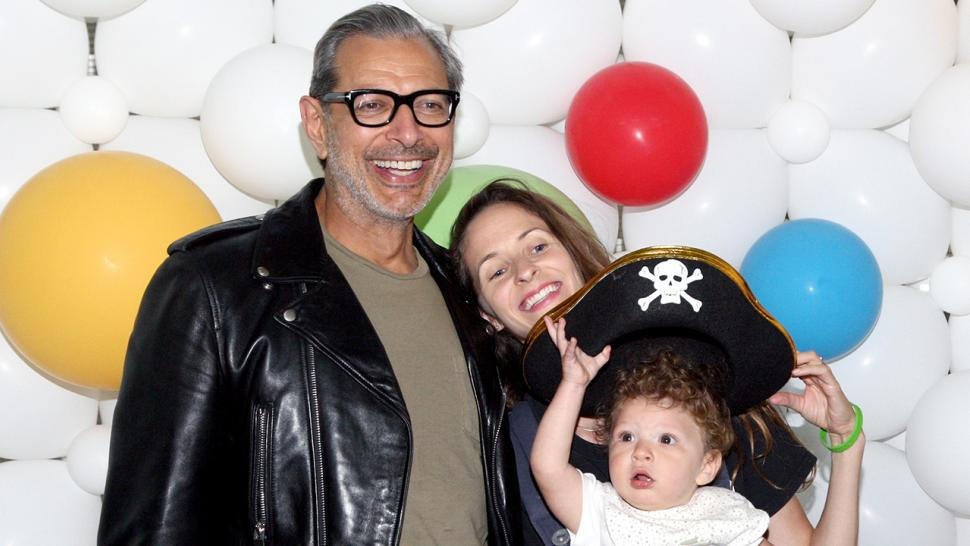 Jeff Goldblum Talks Being a Dad at Age 63: 'I Never Seriously Considered It'