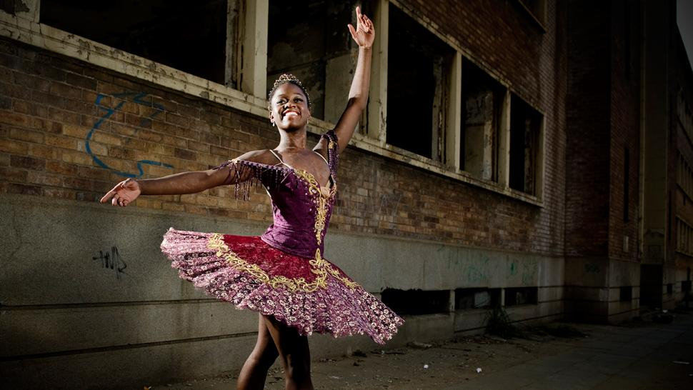 Exclusive Ballerina Michaela Deprince On Her Personal -2093