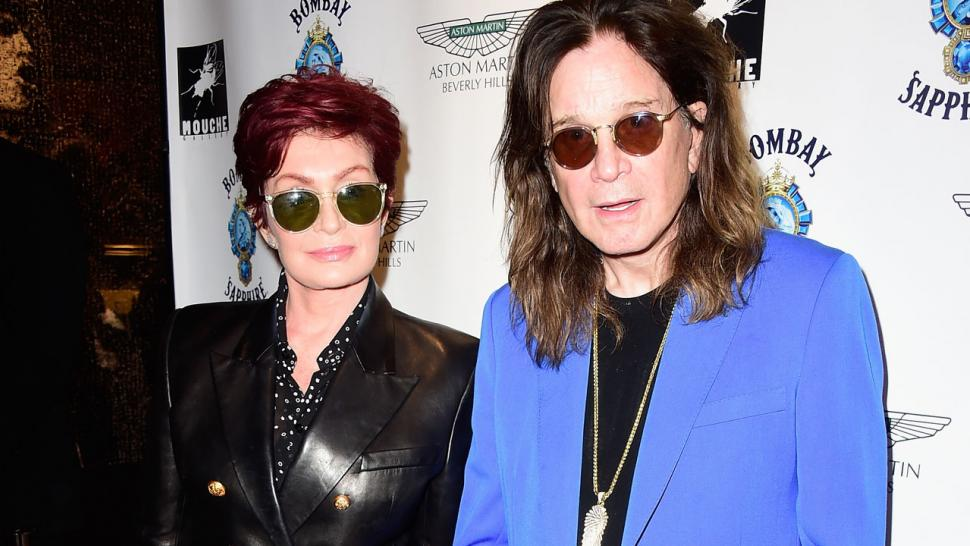 Sharon And Ozzy Osbourne Renew Their Wedding Vows Felt Guilty After Infidelity Scandal Source Says