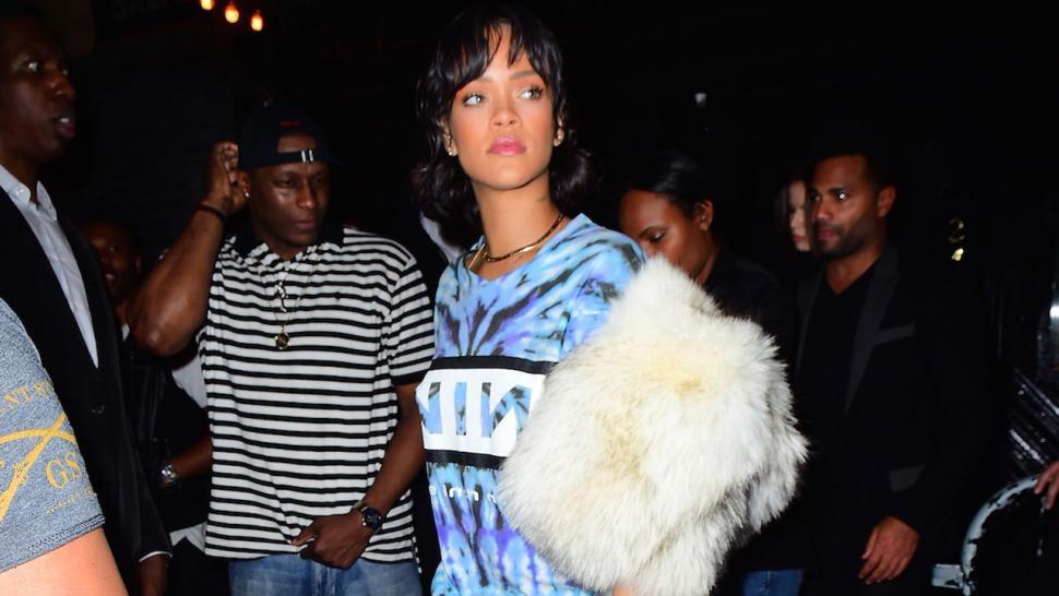 drake är han dating Rihanna Hur länge dating innan träffa vänner
