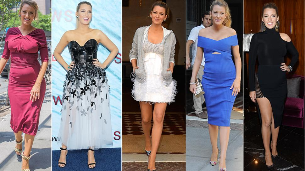 5dee295efe Blake Lively Wears 7 Stunning Maternity Looks in Two Days  See Her Gorgeous Pregnancy  Style!