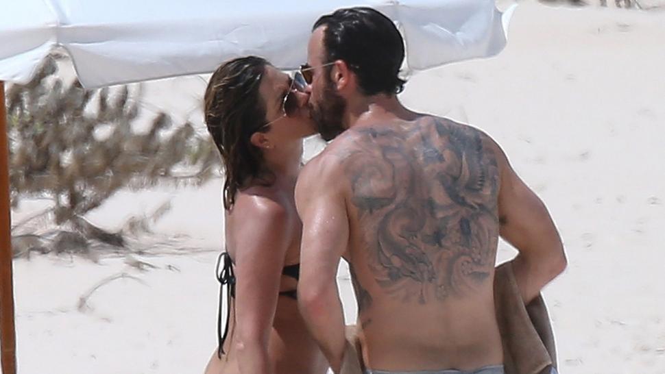 Inside Jennifer Aniston & Justin Theroux's Sexy, Romantic ...