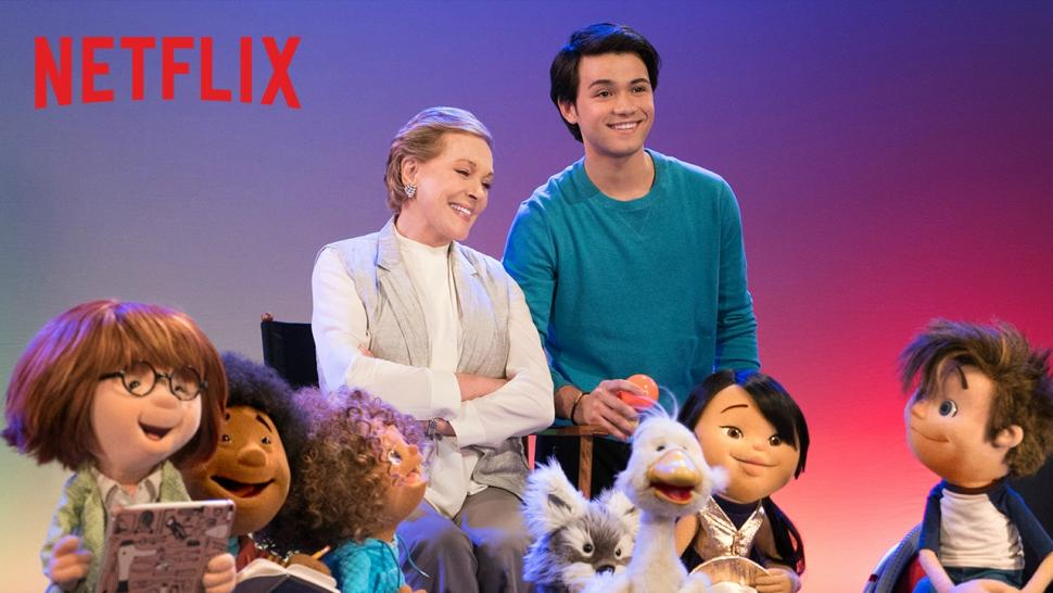 Julie Andrews Is Getting a New Netflix Show and It's Beyond