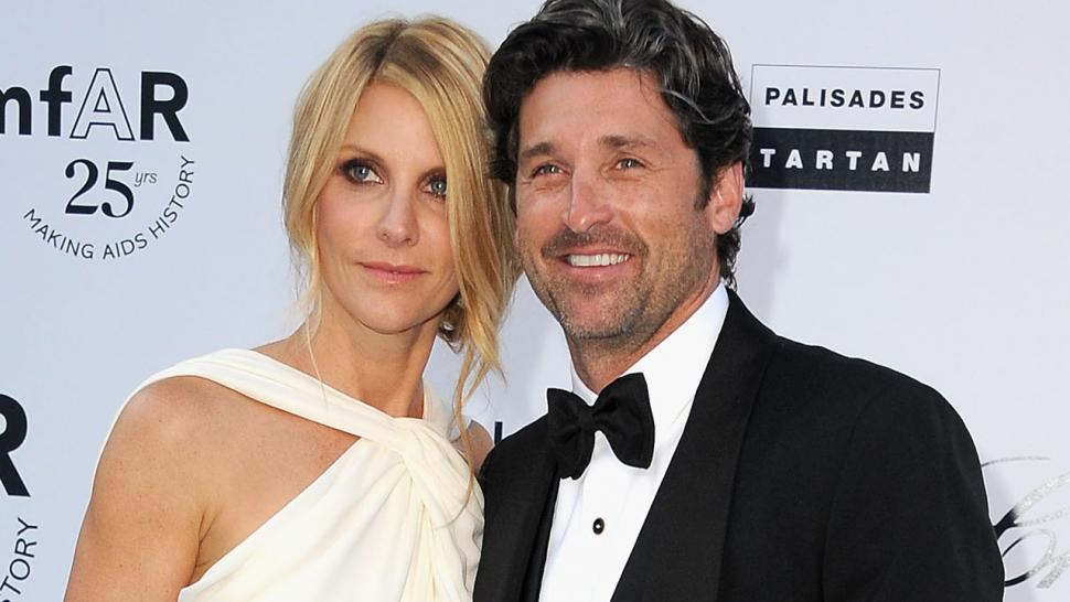 Patrick Dempsey Gets Cozy With Wife Jillian At Charity Event In