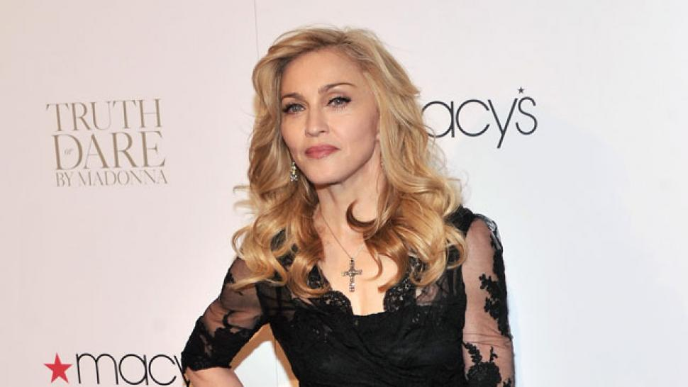Madonna Apologizes For N Word Reference Entertainment Tonight