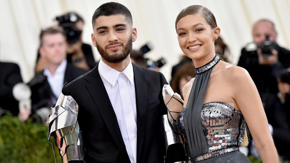 Zayn Malik Jokes About Getting His Fifty Shades Of Grey On With Girlfriend Gigi Hadid I Like That