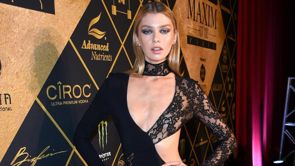589f8669c EXCLUSIVE: 'Maxim' Magazine's Hottest Woman Stella Maxwell Reveals the  Years of Insecurity Behind Her Success