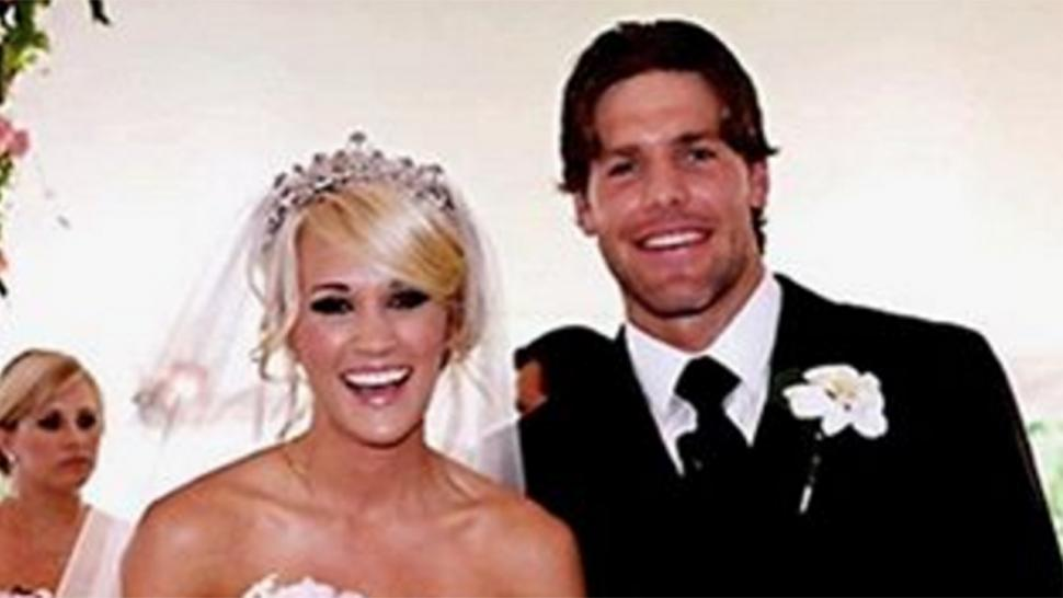 carrie underwood and her husband mike fisher gush over each other on