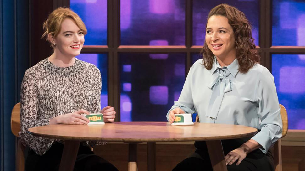 Watch Emma Stone and Maya Rudolph Perform 'Call Your