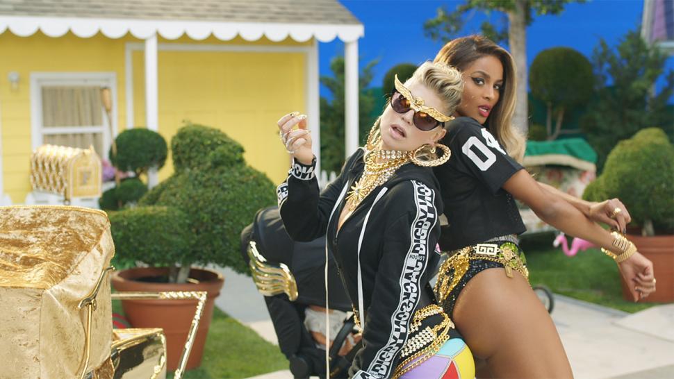 Milf music video