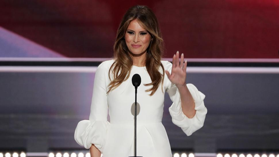 Melania Trump\'s $2,000 Republican National Convention Outfit is a ...