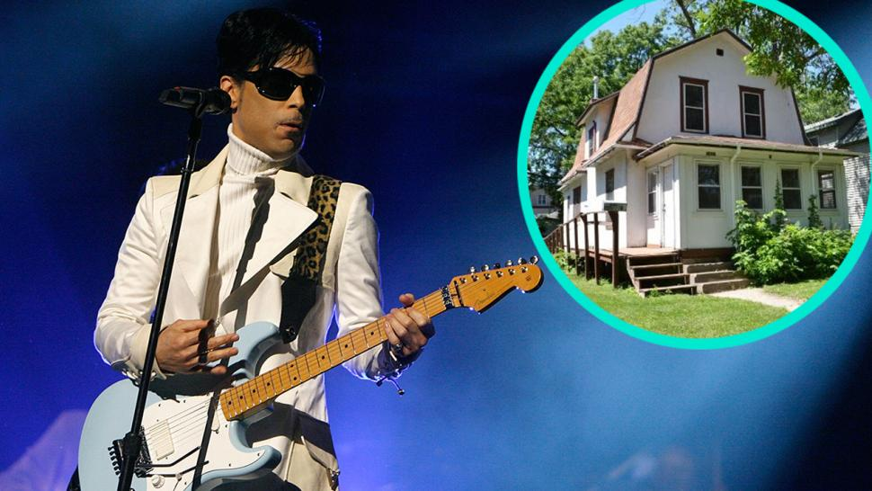 Prince Bought The Purple Rain House Months Before He Died