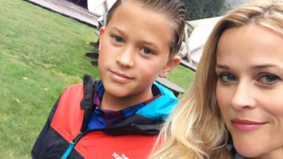 reese witherspoon wishes son deacon happy birthday with