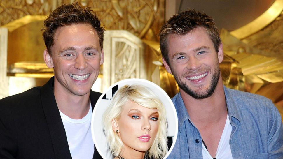 Does tom hiddleston dating taylor swift