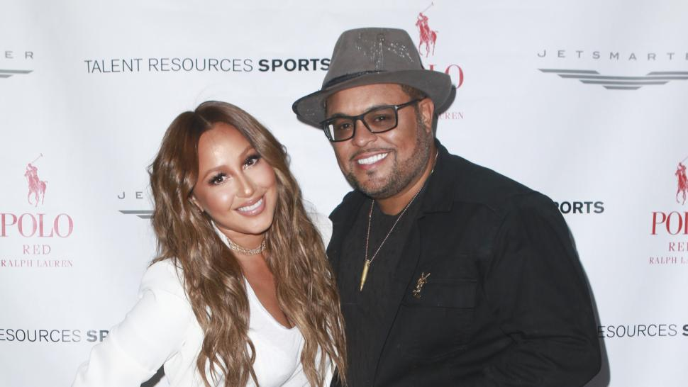 Adrienne Bailon Is Engaged See Her Gorgeous Ring Entertainment