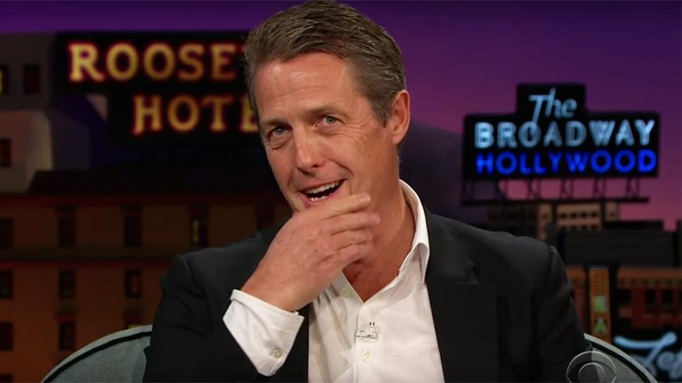 Hugh Grant Reveals the Real Reason He Turned Down 'Two and a Half Men': 'I Was Too Scared' | Entertainment Tonight