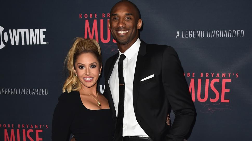 Kobe Bryant's Wife Vanessa Reveals They're Expecting Fourth Baby Girl