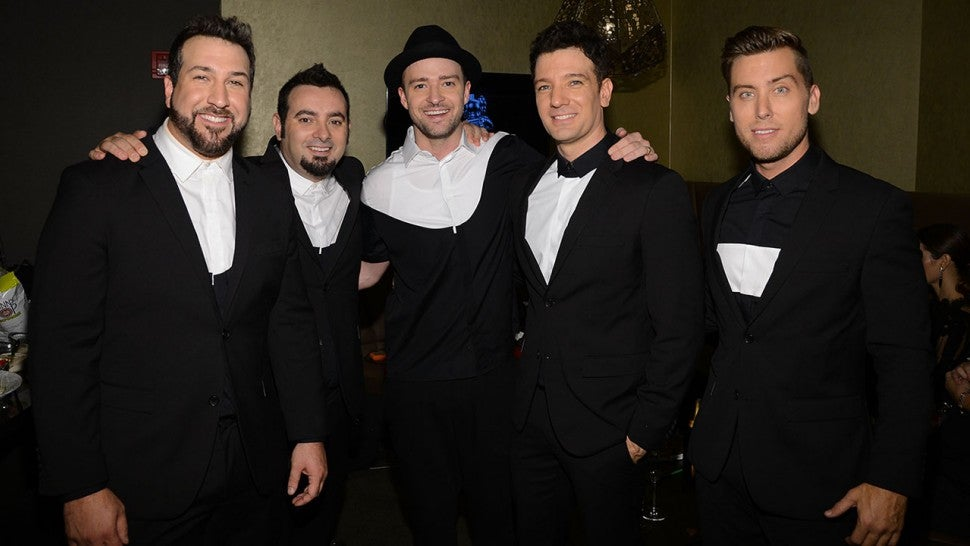 NSYNC to reunite to receive star on Hollywood Walk of Fame