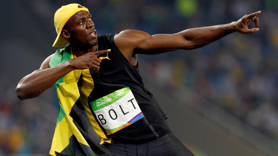 Usain Bolt Makes Olympics History With 3rd Straight Gold ...
