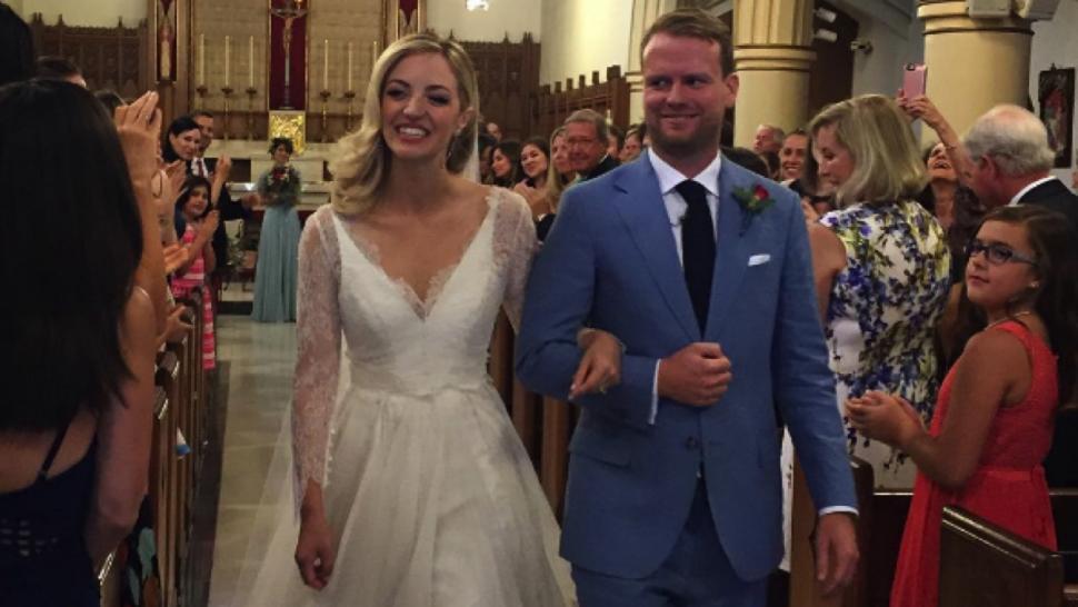Abby Elliott Wedding