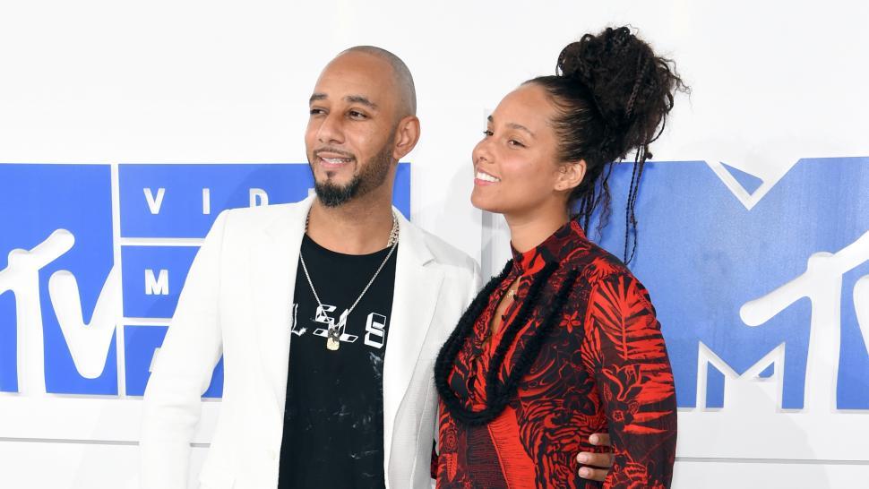 Alicia Keys And Swizz Beatz Share Heartfelt Messages To Celebrate 7th Wedding Anniversary