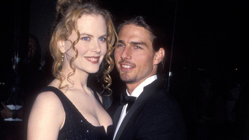 Nicole Kidman Recalls Being Married to Tom Cruise at 23 ...
