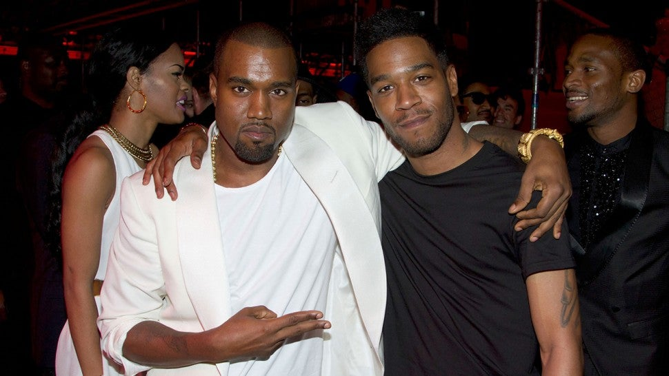 Kanye West Readies New Album & Kid Cudi Joint Project for June