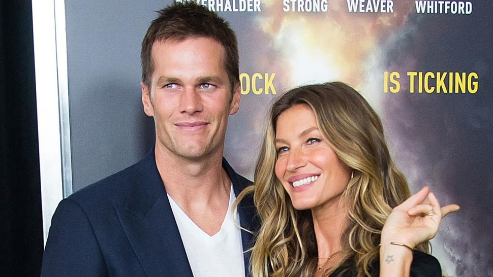 Gisele Bundchen Excitedly Live Tweets Tom Brady's First Game