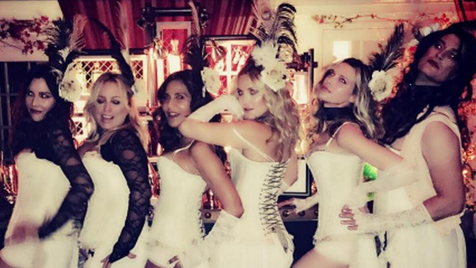 Jessica Alba, Nicole Richie and More Attend Kate Hudson's A-List ...