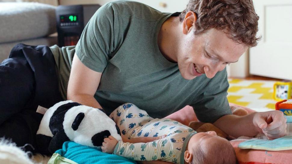 Mark Zuckerberg Shares 360-Degree Video of Daughter Max